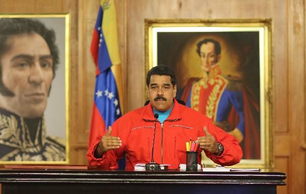 Nicolás Maduro acepta los resultados muy adversos para el oficialismo de elecciones parlamentarias.