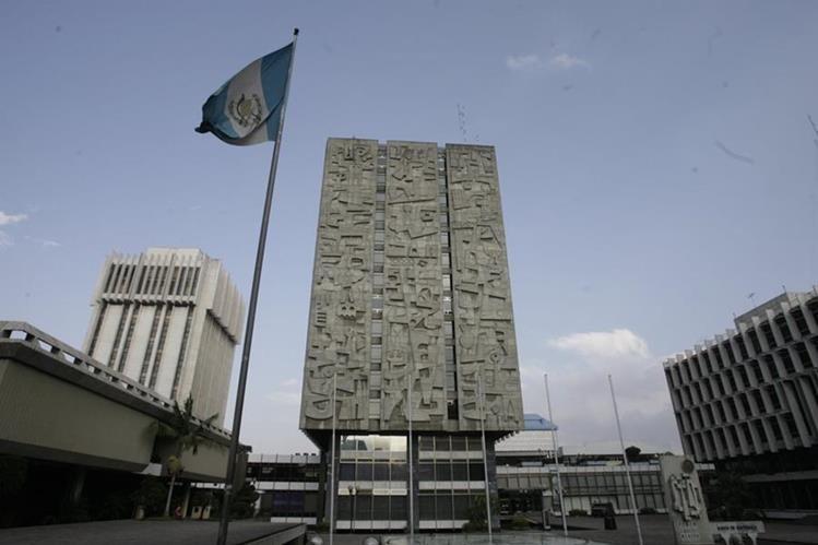 La Junta Monetaria tiene su sede en el edificio del Banco de Guatemala (Foto Prensa Libre: Hemeroteca PL)