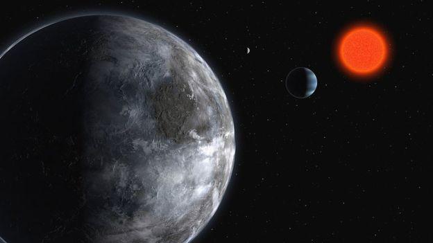 Las enanas rojas son las estrellas más comunes en el universo, representando 75% del total. GETTY IMAGES