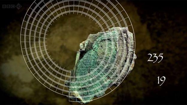 La información que los investigadores encontraron en el mecanismo de Anticitera sobre los eclipses es sorprendentemente detallada.