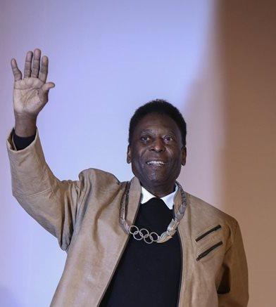 """El exfutbolista brasileño Edson Arantes do Nascimento """"Pelé"""" contraerá nupcias por tercera vez (Foto Prensa Libre: Hemeroteca PL)"""