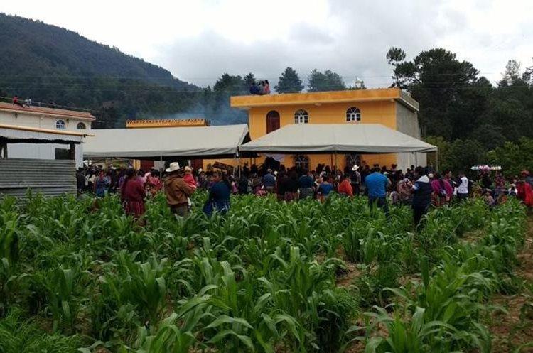 Según datos del Instituto Nacional de Estadística, más del 60% de la población en San Juan Ostuncalco, Quetzaltenango es indígena.