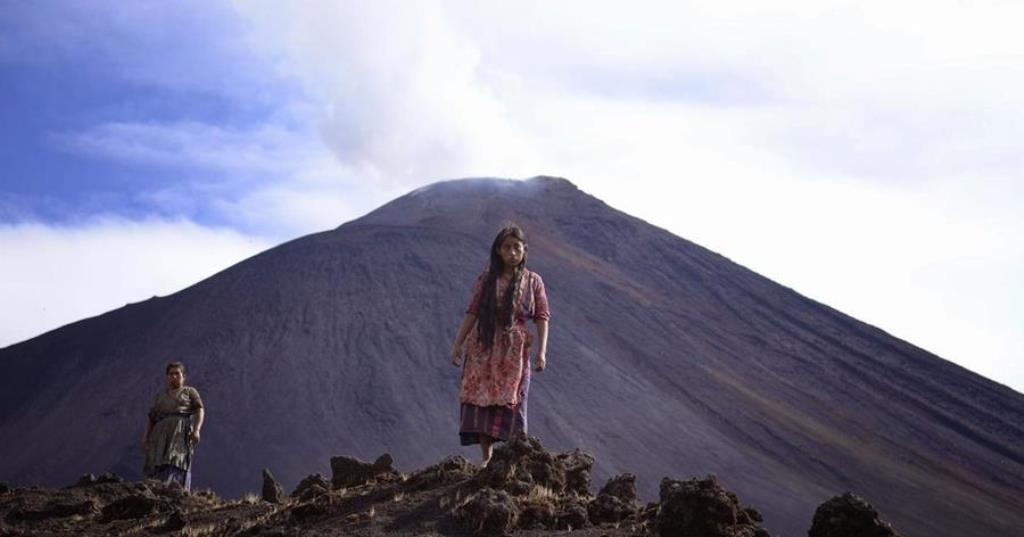 La película Ixcanul ha triunfado en varios festivales internacionales. (Foto Prensa Libre: Hemeroteca PL)