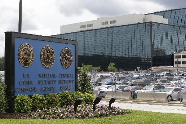 Sede de la Agencia de Seguridad Nacional estadounidense en Fort Meade, Maryland.