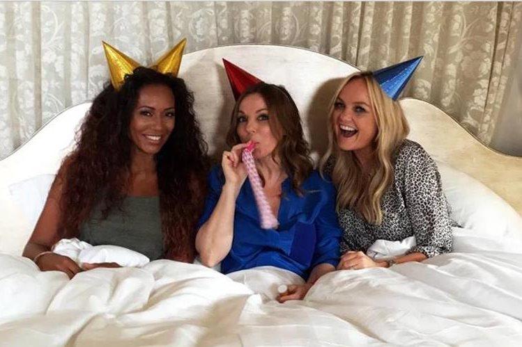 GEM, antes conocidas con las Spice Girls, quieren volver al ruedo musical. (Foto Prensa Libre: GEM).