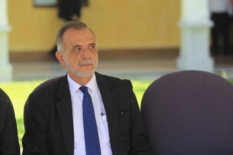 El comisionado guatemalteco Iván Velásquez dijo en su momento que analizarían la información de Panama Papers. (Foto: Hemeroteca PL)