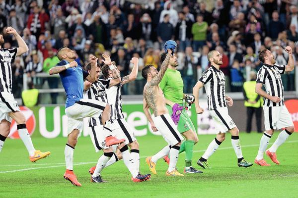 La Juventus se mantiene tranquila luego de su buen desempeño en todas las competiciones. (Foto Prensa Libre: AP)