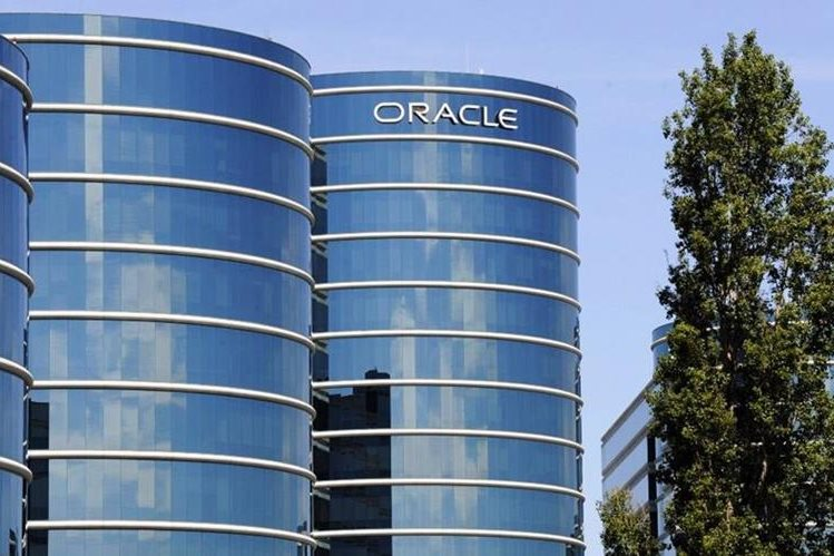 Oficinas de Oracle en California, EE. UU. (Foto Prensa Libre: EFE)
