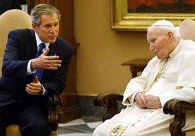 Estados Unidos ha mantenido una estrecha relación con El Vaticano desde hace muchos años.