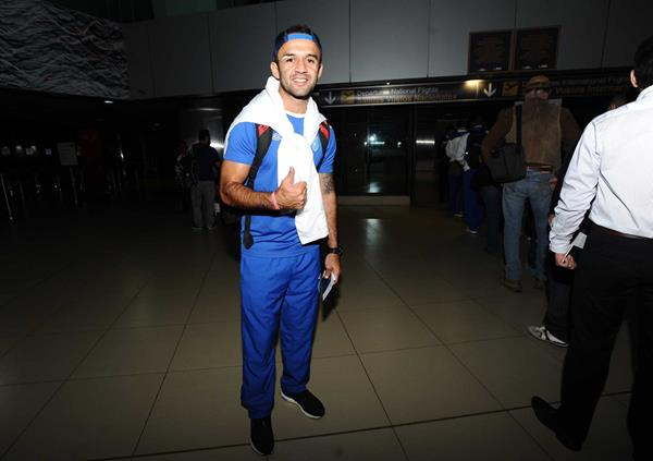 José Manuel Contreras se encuentra preparado para los próximos compromisos con Selección Nacional. (Foto Prensa Libre: Francisco Sánchez)