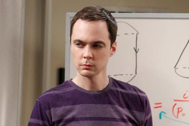 Sheldon Cooper podría no escuchar más la canción que Penny le canta cuando está enfermo. (Foto Prensa Libre: Hemeroteca PL)