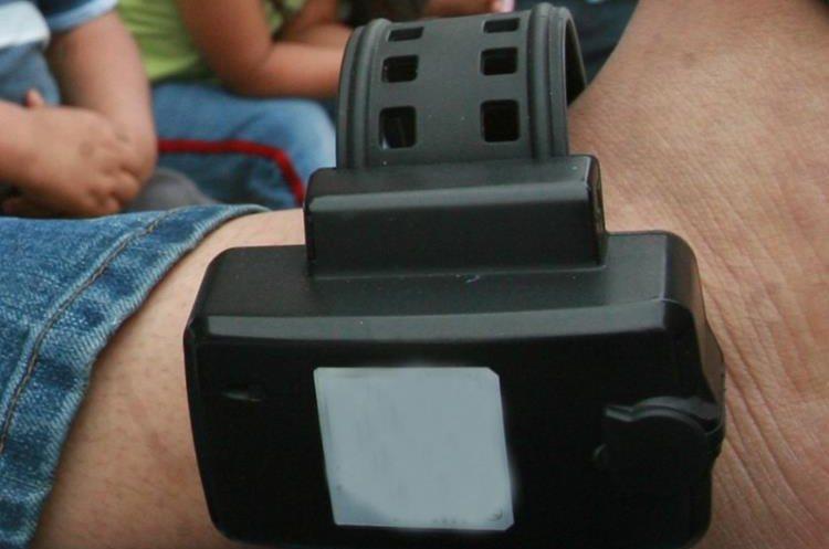 El Ministerio de Gobernación tiene previsto implementar el control telemático en próximo año, sin embargo; no se han comprado los dispositivos. (Foto Prensa Libre: Hemeroteca PL)