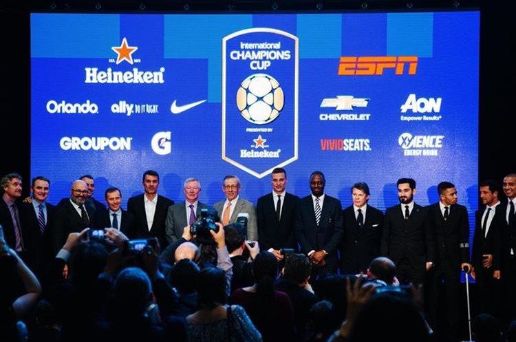 Juventus participará en la Quinta edición de la International Champions Cup. (Foto Prensa Libre: AFP)