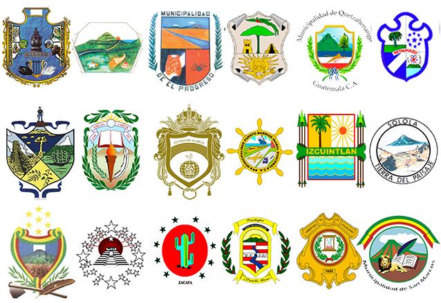 Escudos: identidad de los municipios