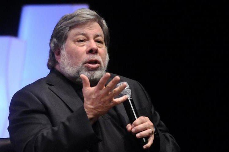 El cofundador de Apple, Steve Wozniak, participará en foro de movilidad empresarial en Guatemala. (Foto Prensa Libre: Hemeroteca PL)