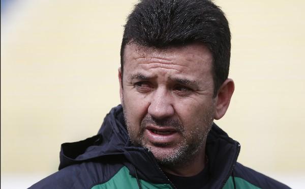 Julio César Baldivieso tiene el gran reto de dirigir a Bolivia en la Copa Centenario. (Foto Prensa Libre: AP)