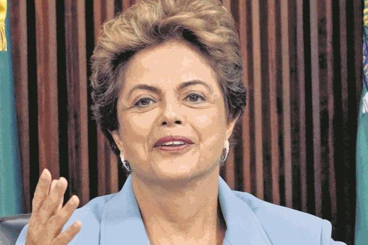 Dilma Rousseff, presidenta de Brasil. (Foto: Hemeroteca PL)