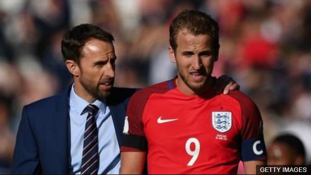 En Inglaterra confían que Kane sea capaz de guiar a Inglaterra en 2018. (Foto Prensa Libre: BBC Mundo)