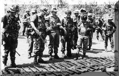 El conflicto armado en El Salvador duró más de una década. (Foto: Internet)