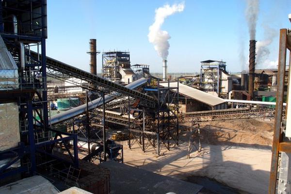 """<p>El ingenio Magdalena busca con esta planta ser competitivos en el mercado de energía. (Foto Prensa Libre: Enrique Paredes)<br _mce_bogus=""""1""""></p>"""