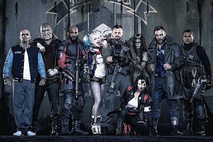 Los avances de Suicide Squad ya se puede ver por Youtube. (Foto Prensa Libre: Hemeroteca PL).
