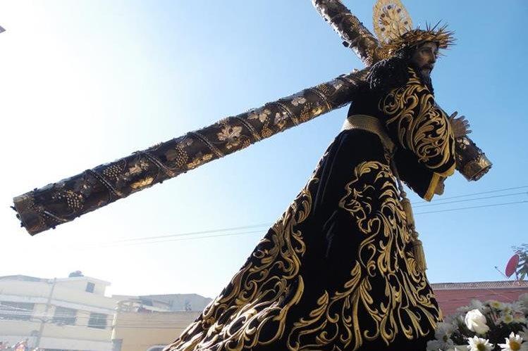 Jesús de La Merced es la imagen más antigua según documentos, data de 1655. (Foto: Néstor Galicia)
