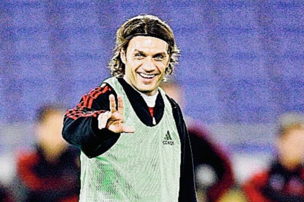 Paolo Maldini inicia una nueva etapa ahora en el futbol estadounidense. (Foto Prensa Libre: Hemeroteca PL)