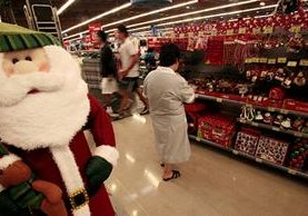 Varios factores contribuyeron a que el gasto en compras de Navidad aumentara.