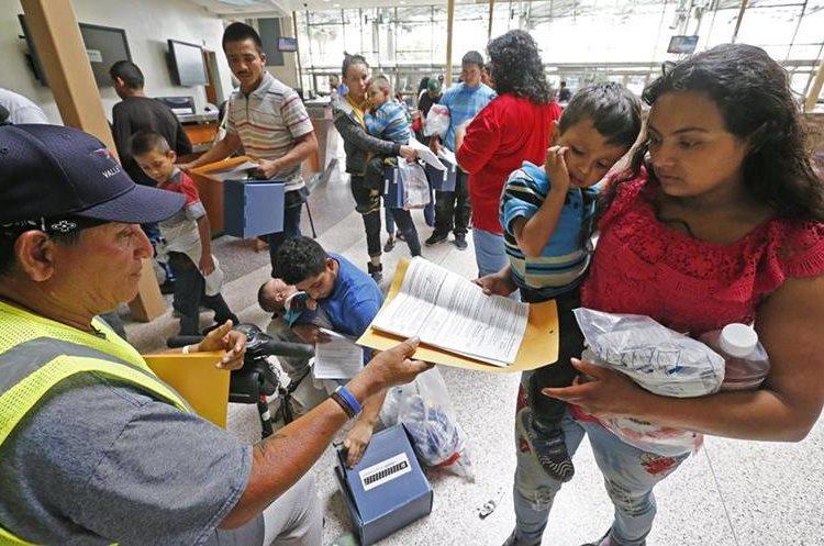 """La inmigración se ha convertido en un tema político debido a la polémica de """"tolerancia cero"""" del Departamento de Justicia de Estados Unidos.(EFE)"""