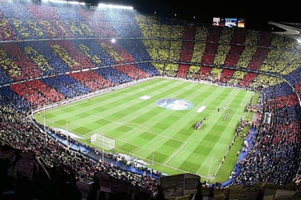 El estadio del Camp Nou será la sede para la final de la Copa del 2015. (Foto Prensa Libre: Hemeroteca PL).