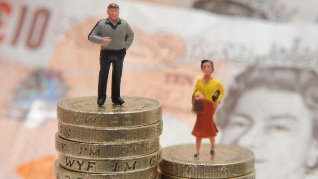La brecha salarial entre hombres y mujeres sigue siendo un problema pendiente a la hora de conseguir mejoras. (PA)
