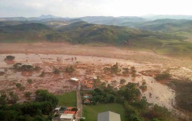 El lugar donde ocurrió la tragedia. (Foto Prensa Libre: EFE).
