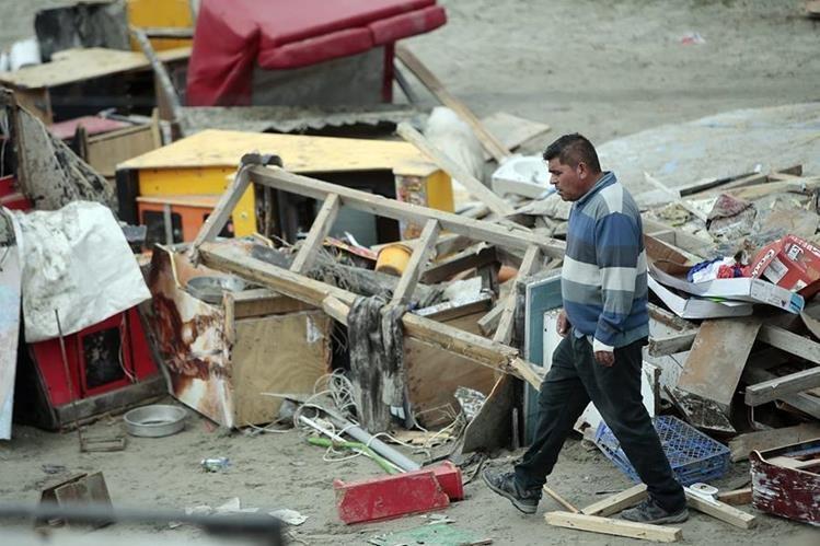 El informe señala que el 87% de los desastres naturales tiene relación con el clima. (Foto Prensa Libre: EFE).