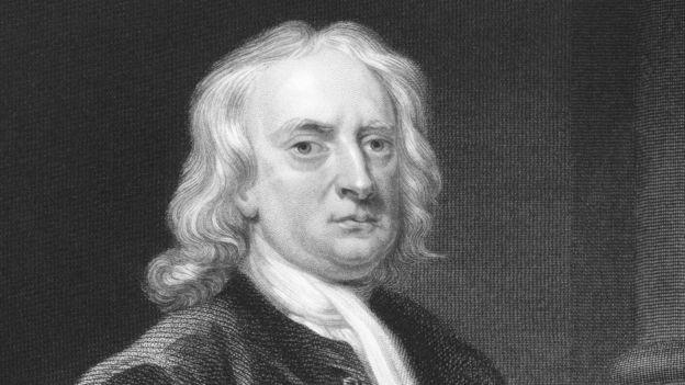 Isaac Newton fue creador de nuevas matemáticas. THINKSTOCK