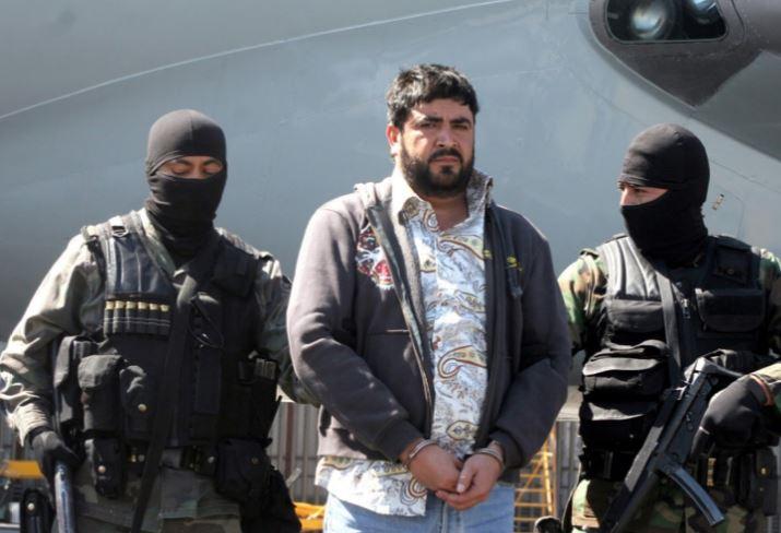 El narco mexicano Alfredo Beltrán Leyva fue capturado en enero del 2008. (Foto Prensa Libre: Hemeroteca PL)