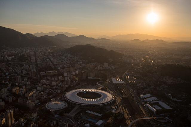 Rio de Janeiro será el escenario de los Juegos Olímpicos del próximo año. (Foto Prensa Libre: AP)