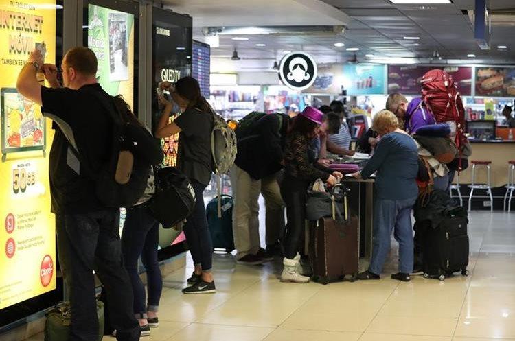 Guatemala está en el nivel tres que invita a los ciudadanos estadounidenses a reconsiderar su viaje. (Foto Prensa Libre: Estuardo Paredes)