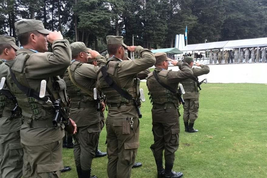 Guatemala, EE. UU., Colombia, Chile, Canadá y Trinidad y Tobago participaron del programa. (Foto Prensa Libre: Henry Pocasangre)