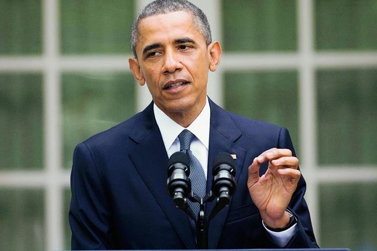 El presidente estadounidense, Barack Obama, anunciará este miércoles el restablecimiento de las relaciones diplomáticas con Cuba, (Foto Prensa Libre:AP).