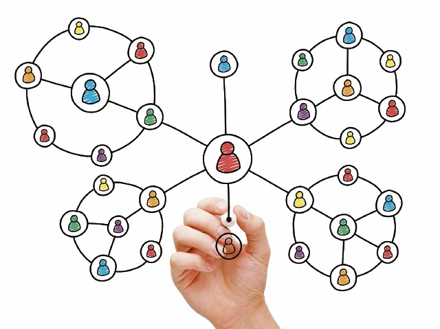 Las comunidades virtuales permiten la interacción desde cualquier parte del mundo.