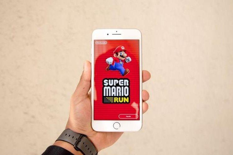 Super Mario Run está disponible desde el 15 de diciembre. (Foto Prensa Libre: Hemeroteca PL).