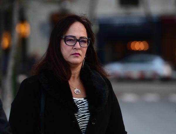 Nadine Gonalves Da Silva dijo no conocer detalles del traspaso de su hijo al Barcelona. (Foto Prensa Libre: AFP)