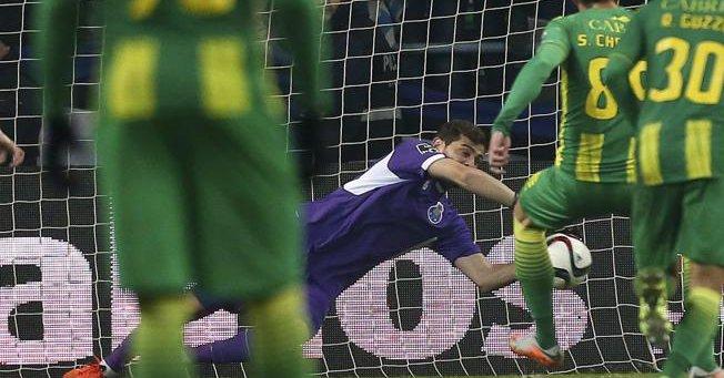 Iker Casillas destacó el buen nivel del futbol de la MLS. (Foto Prensa Libre: EFE).