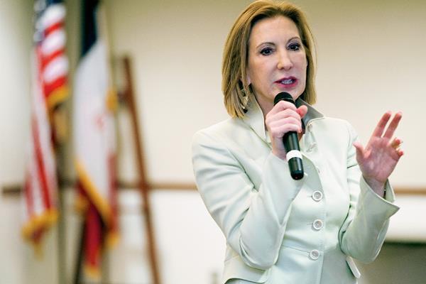 Carly Fiorina anunciará su candidatura en mayo próximo. (Foto Prensa Libre: AP).