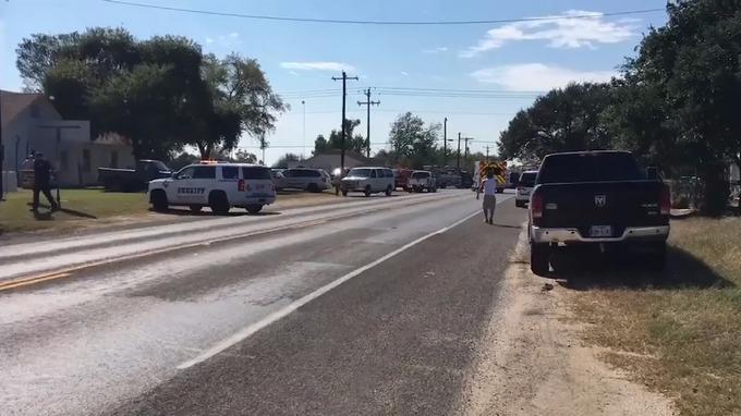 Confirman Saldo Mortal En Iglesia De Texas 26 Muertos Y