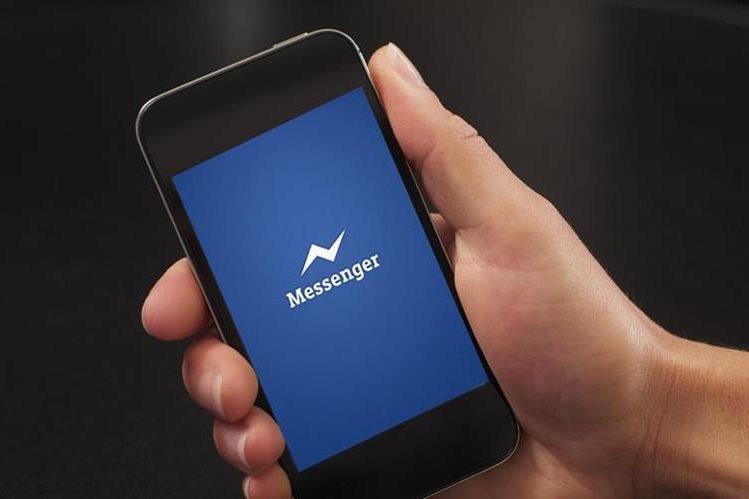 El Messenger de Facebook es una de las apps de mensajería más poppulares. Cuenta con más de 900 millones de usuarios. (Foto: Hemeroteca PL).
