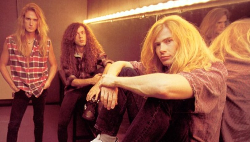 Megadeth interpretará sus éxitos en China. (Foto Prensa Libre: Tomada de www.megadeth.com)