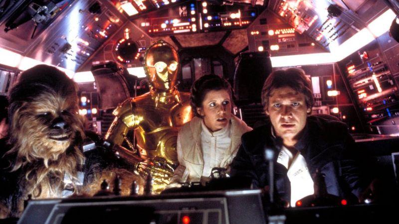 """Fisher se convirtió en un ícono de la cultura pop tras su papel como la princesa Leia en """"La Guerra de las Galaxias"""". (Crédito: Lucasfilm)"""