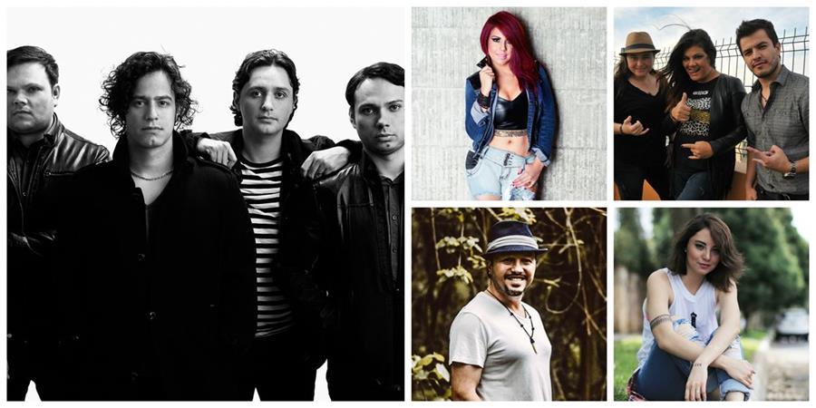 Artistas nacionales comenzaron el año con buen pie y lanzan sus videos musicales.(Foto Prensa Libre: Hemeroteca PL)