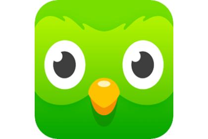 Logo de Duolingo, aplicación gratuita para aprender idiomas. (Foto: Hemeroteca PL).